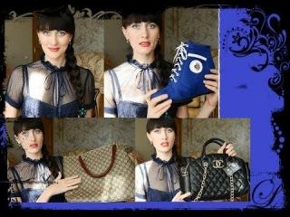 Покупки МОДА 2014 CHANEL/GUCCI обувь/сумки/аксессуары //ЧАСТЬ 1