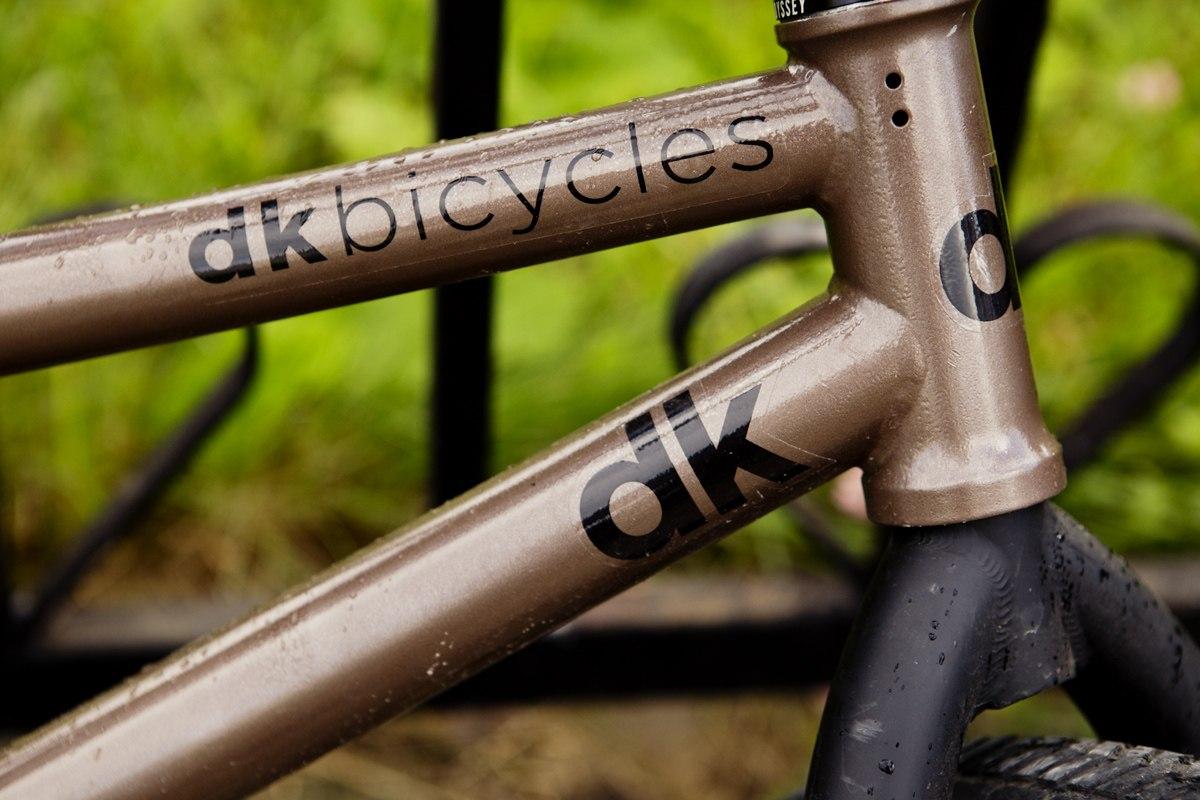 dk bicycles frame