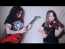Guitar VS Violin 3_ Vivaldi Heavy Metal Summer Presto