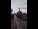 Златоуст. Прибытие туристического поезда