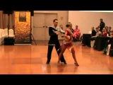 Fabio Leone &amp Monia Sedicina (Italy) - Cha cha cha Final - Milano DanceSport Trophy 2014