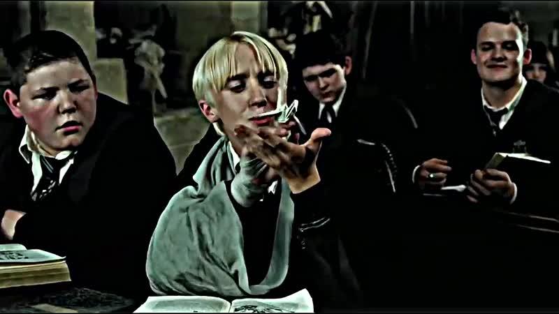 Draco (a little bit sassy)