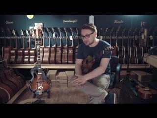 Укулеле, так укулеле -) Enya serie 6, полностью из массива -  www.gitaraclub.ru