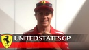 United States Grand Prix Kimi's message for you