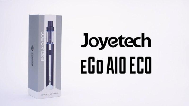 БЫСТРЫЙ ОБЗОР   FAST REVIEW   JOYETECH eGo AIO ECO