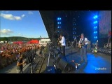 80's Rewind Festival Live 2011, Henley UK - Average White Band - Pick Up The Pieces.mpg