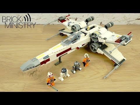 LEGO Star Wars 75218 ● Звёздный истребитель типа Х Обзор
