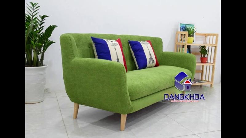 Ghế sofa văng giá rẻ chỉ có tại xưởng sản xuất sofa - nội thất Đăng Khoa