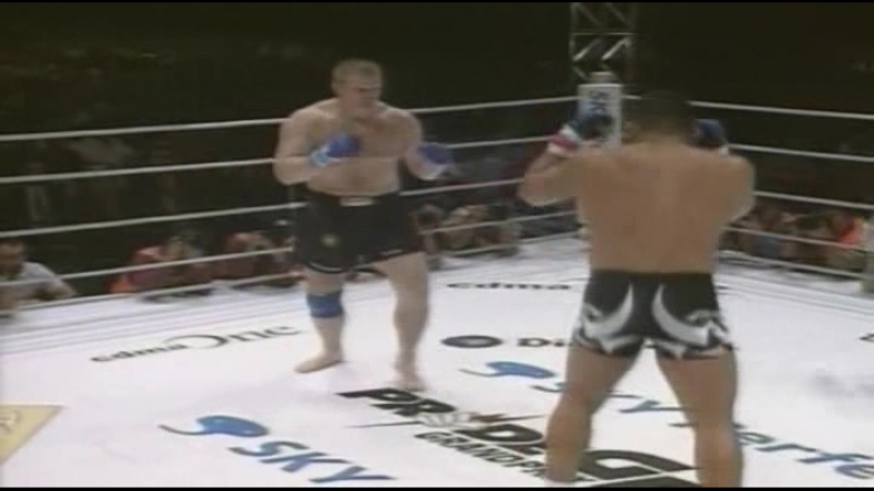 Kazuyuki Fujita vs Hans Nijman