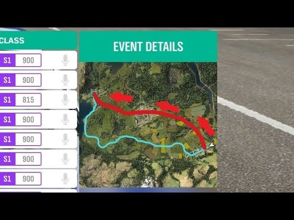 Forza Horizon 4 - 5 Freeroam Rush Routes that will give you an edge in Ranked Adventure