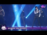 [TheSTAR] #MBLAQ 쇼케이스 남자답게 LIVE 미세먼지 확실히 털어내는 춤?