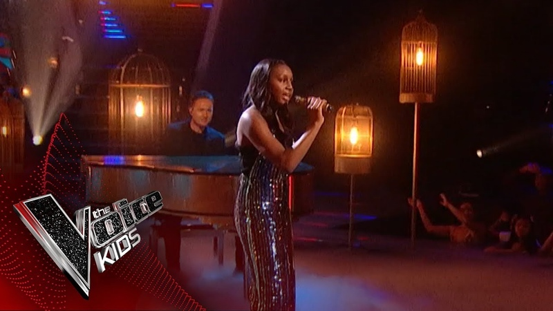 Sienna-Leigh Performs 'Beautiful' The Final | The Voice Kids Uk 2018