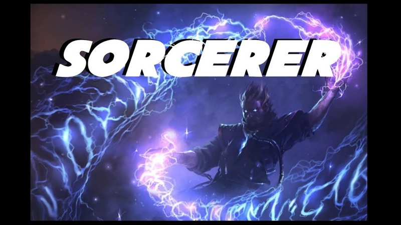 Dungeons and Dragons lore Sorcerer Player Character Class
