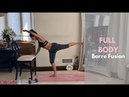 Full Body Barre Fusion