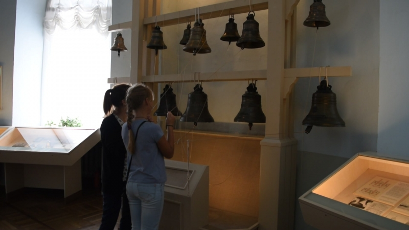 Музей Колоколов, Валдай.