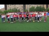 Flash Mob - FiFa ZUMBA Togliatti Сiti Russia - 2018