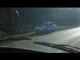 Нежданчик на трассе! #ГужевTV
