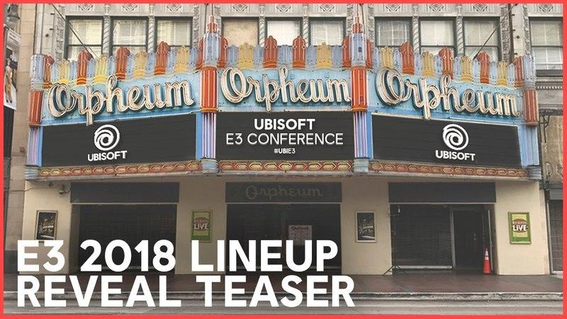 E3 2018 Lineup Reveal Teaser | Trailer | Ubisoft [NA]