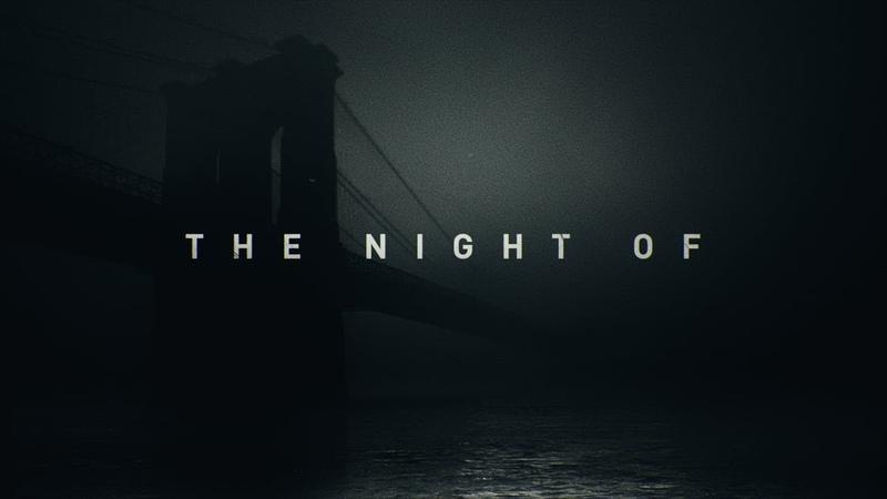 Однажды ночью The Night Of Вступительная заставка 2016