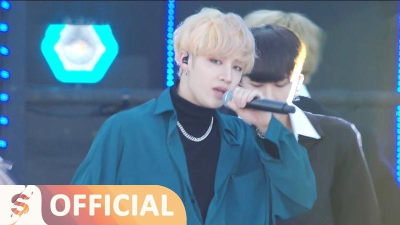 181117 Stray Kids(스트레이 키즈) - Adore U(아낀다) I am YOU(아이 엠 유) @ 2018 Jeju Hallyu Festival [2K 60FPS]