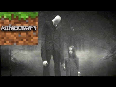 Monster School: SCARY SLENDERMAN AND SLENDRINA CHALLENGE - Minecraft Animation