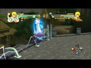 Naruto Shippuden: Ultimate Ninja Storm 3 funny bag.