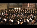 Boston College Symphony Orchestra plays Carmina Burana