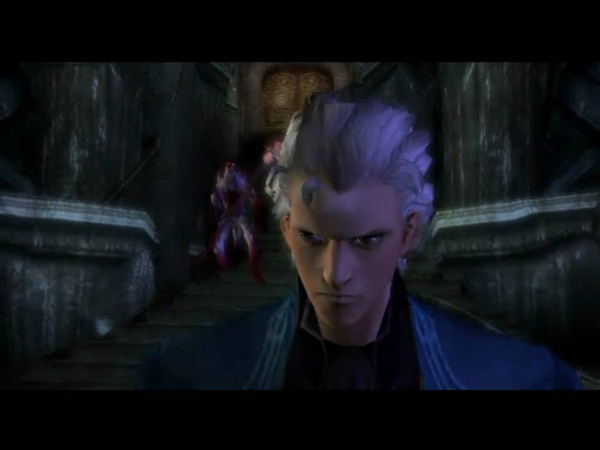 Devil May Cry 3 PL - Vergil prologue 2 | Cutscene 66