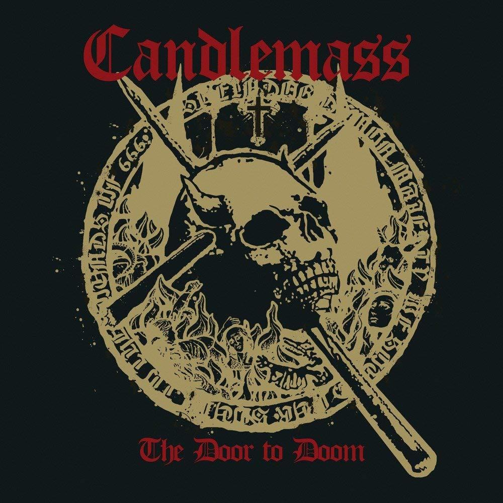 Candlemass - The Door to Doom (Japanese Edition)