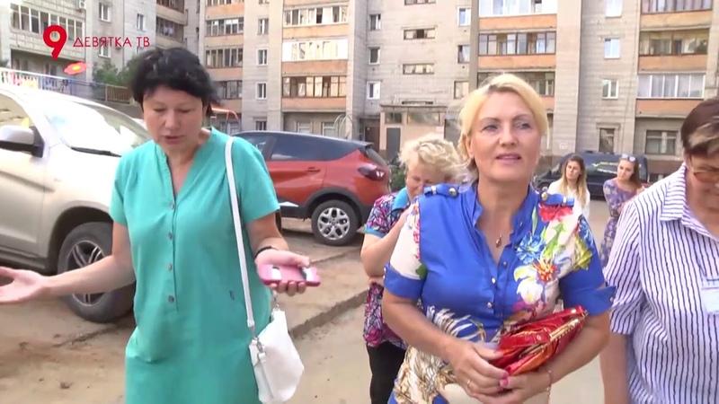 Обмен опытом среди ТОСов Кирова и Перми