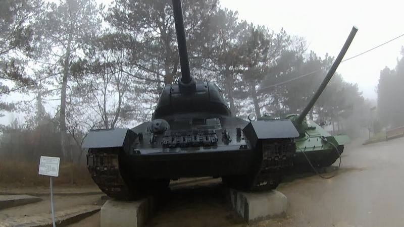 Украли танк ИС-2? Сапун-Гора. Часть2.