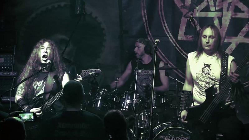 Warfist - Written With Blood (live)