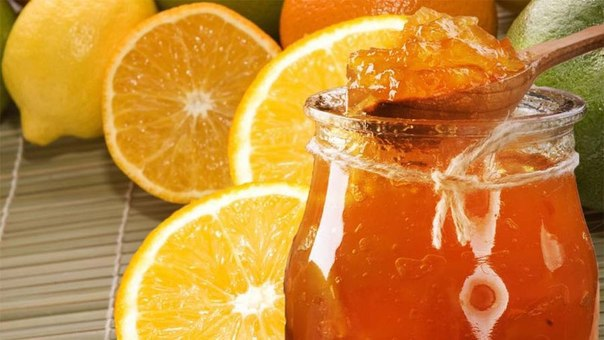 Рецепт варенья из апельсинов и лимонов
