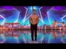 Saulo Sarmiento - Britains Got Talent 2016 Audition week 6