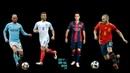 Football Analysis Learning Midfielder Creating Space