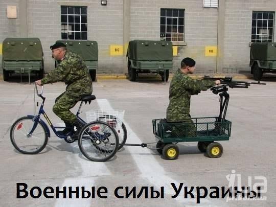 Армия украины непобедимая армия