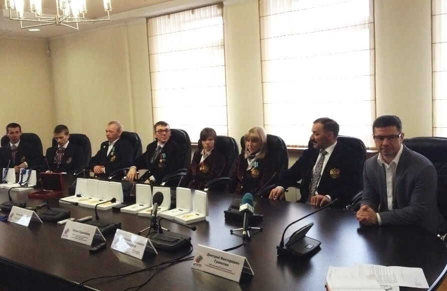 Паралимпийцы: Мы не посрамили земли тюменской 2