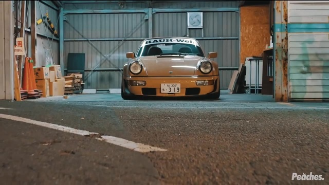 RWB Porsche Tokyo Rauh Welt Begriff