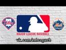 Philadelphia Phillies vs New York Mets | 11.07.2018 | NL | MLB 2018 (4/4)