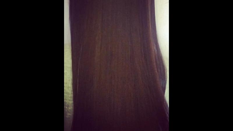 🌸Нанопластика 🌸😍 Моя любимая процедура,✅глянцевые ✅гладкие✅струящиеся как шёлк волосы