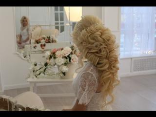 Буду рада создать для Вас потрясающий свадебный или вечерний образ!