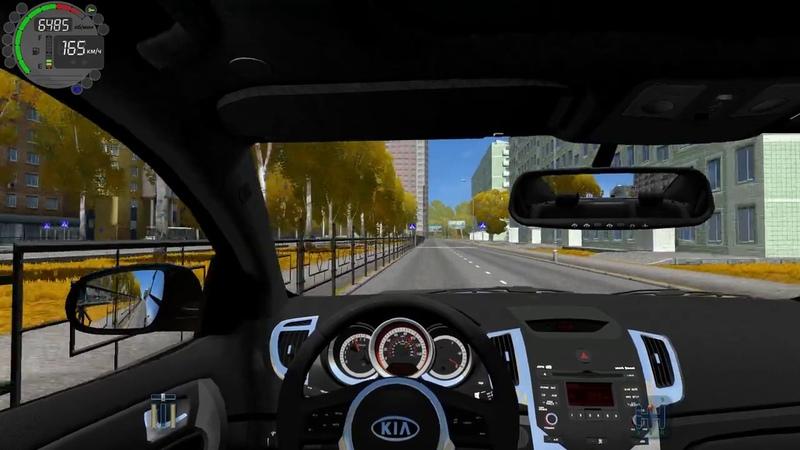 City Car Driving - Kia Cerato Koup | Fast Driving