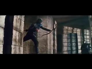 Robin Hood (2018) | Jamie Dornan as Will Scarlet