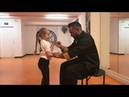 She is 4 Years Old Wing Tsun student is Amazing