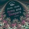ARMS AND SLEEPERS (USA, live) в Доме Печати, ЕКБ