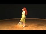 رقص وغناء عراقي بغدادي للنجمة العراقية اليهودية شران.mp4