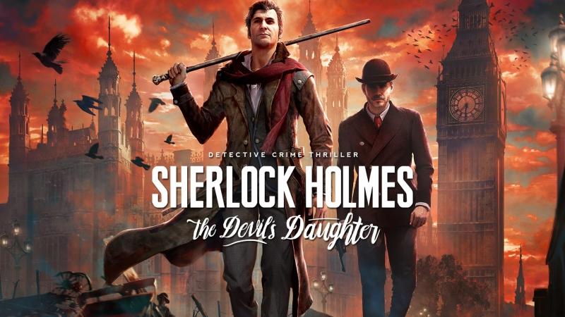 Sherlock Holmes: The Devil's Daughter-Разгадаем все вместе