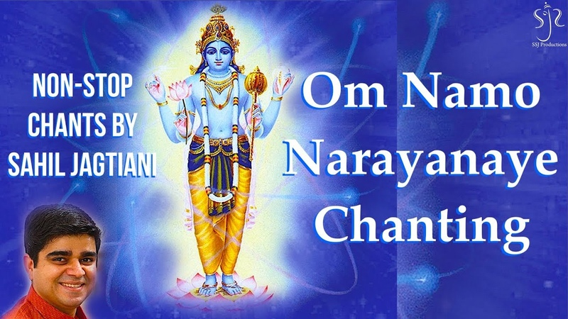 Om Namo Narayanaye Chanting   Divine Mantra for Peace Tranquility   Full Song with English Lyrics
