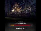 Tekken – саундтрек «Додзё Мисима»