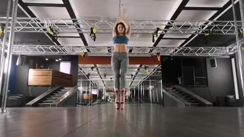 Exotic Pole Dance Ирина Ерохо